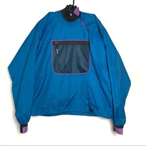 Vtg Patagonia Waterproof Pullover Sz M. A-2